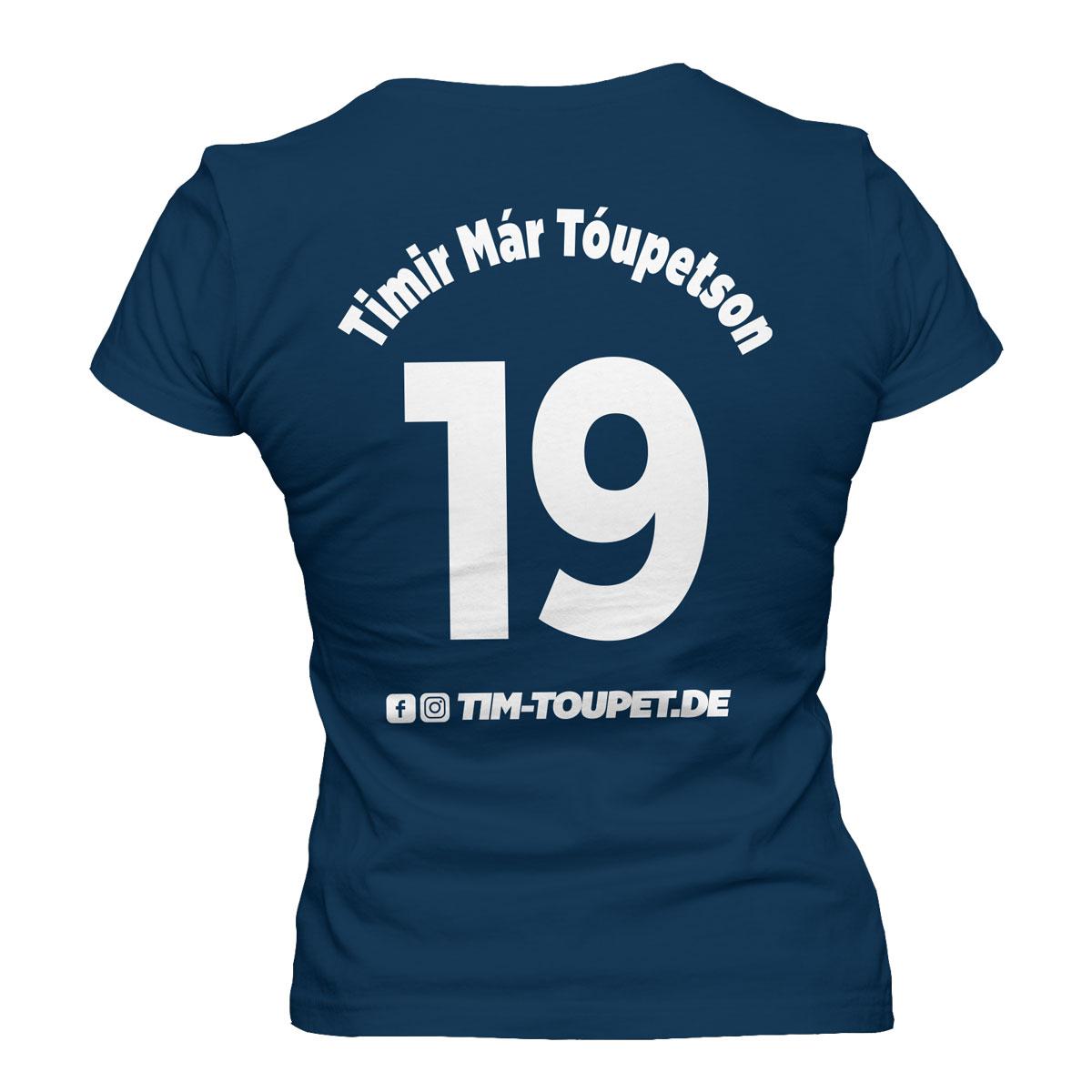 Tim Toupet Henri Henrisson T-Shirt Damen