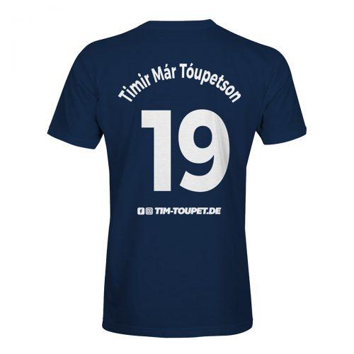 Tim Toupet Henri Henrisson T-Shirt Herren