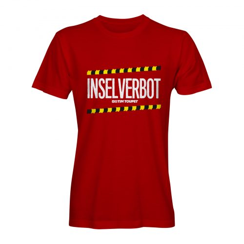 inselverbot tshirt