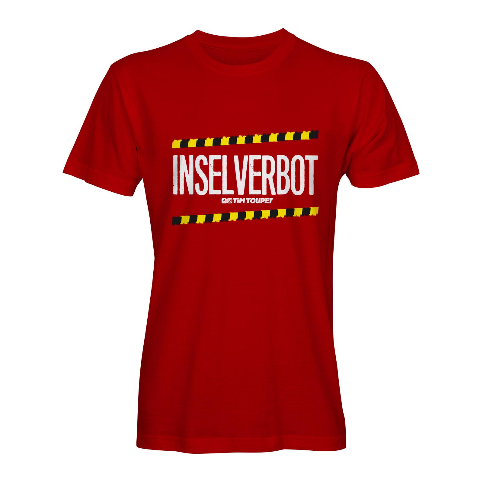 inselverbot tshirt
