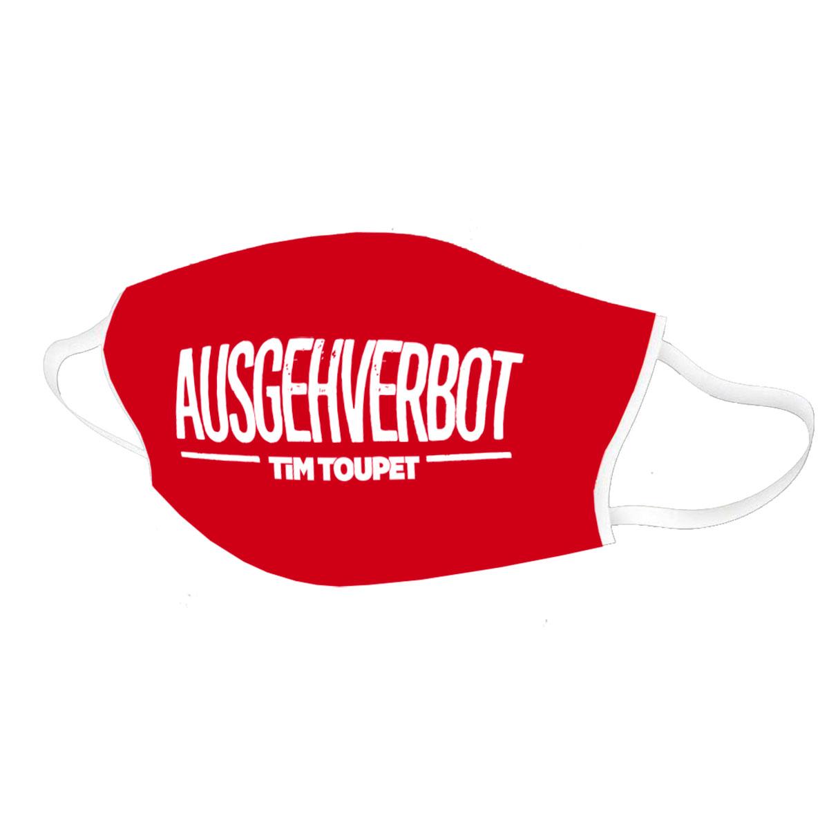 schutzmaske ausgehverbot tim toupet