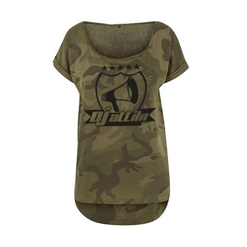 tshirt damen camouflage