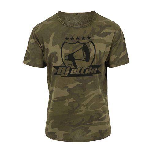 tshirt herren camouflage
